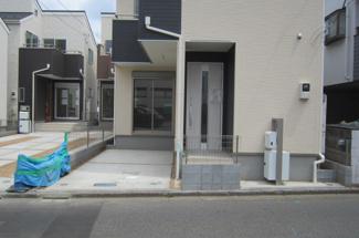 【駐車場】国立市富士見台2丁目 全4棟 4号棟 仲介手数料無料