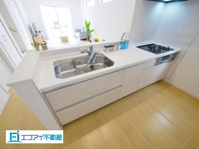 システムキッチン/同社施工例