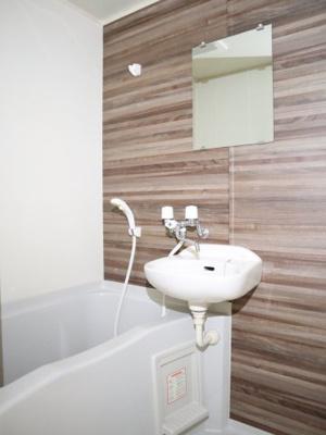 【浴室】ディアコート神戸