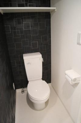 【トイレ】ラ・ウェゾン中道