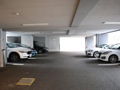 【駐車場】アルファレガロ神戸ウエスト
