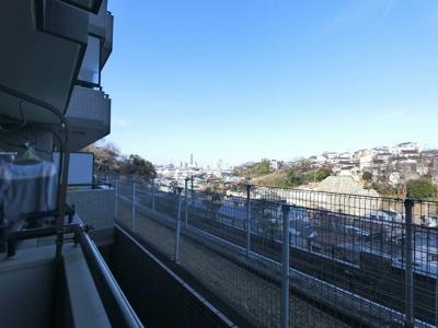 3階部分からの眺望です。