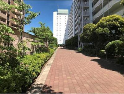【独立洗面台】セントラルグリーンハイツ 2階 リ フォーム済