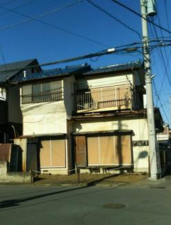 【外観】坂戸市花影町 建築条件なし売地 「坂戸駅」徒歩12分