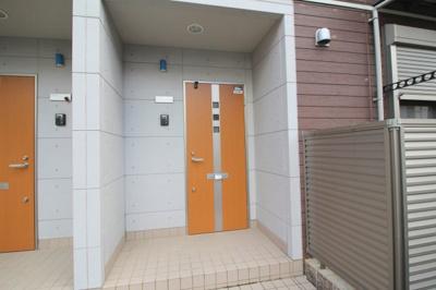 【玄関】ベルホーム
