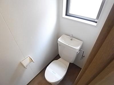 【トイレ】コーポ成和Ⅱ