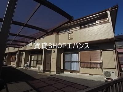 【外観】コーポ成和Ⅱ
