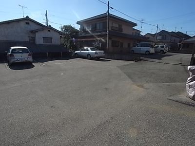 【駐車場】コーポ成和Ⅱ