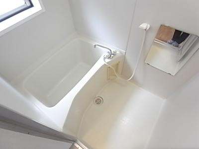 【浴室】コーポ成和Ⅱ