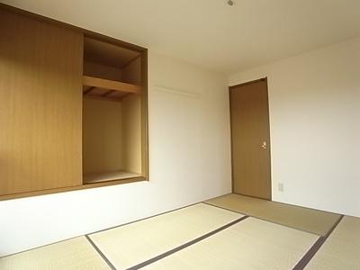 【寝室】コーポ成和Ⅱ
