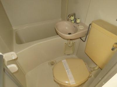 【浴室】レジデンス本川越