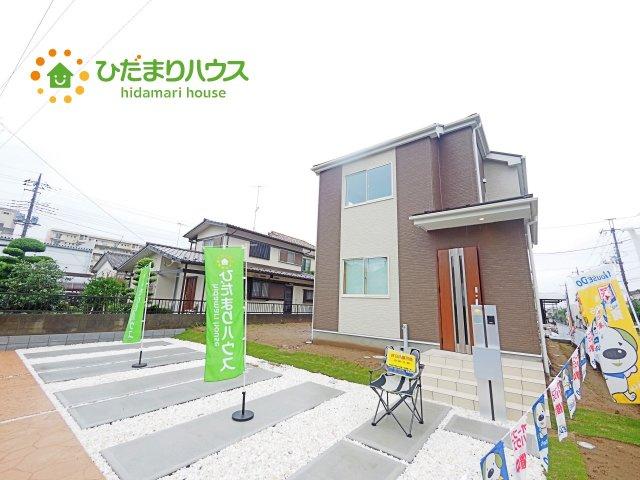 【外観】取手市戸頭5期 新築戸建