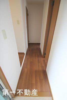 【玄関】サンハイム 1棟