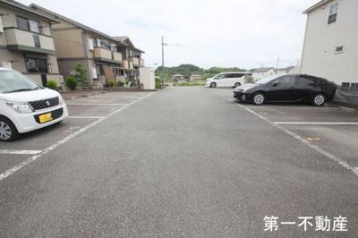 【駐車場】サンハイム 1棟