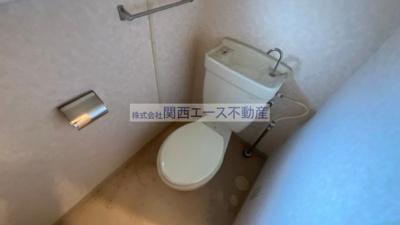 【トイレ】花園マンション巽