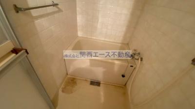 【浴室】花園マンション巽