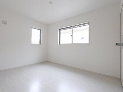 使い勝手のいい洋室です 三郷新築ナビで検索