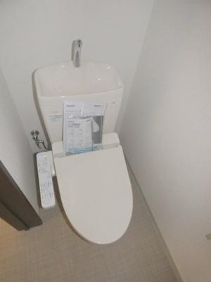 【トイレ】山下様貸店舗