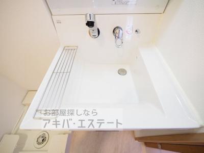 【洗面所】ハーモニーレジデンス上野ノースフロント