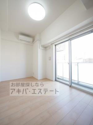 【居間・リビング】ハーモニーレジデンス上野ノースフロント