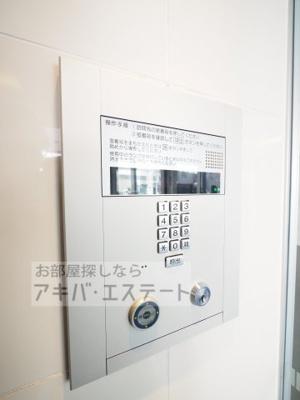 【セキュリティ】ハーモニーレジデンス上野ノースフロント