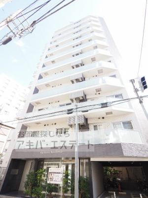 【外観】ハーモニーレジデンス上野ノースフロント