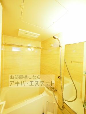 【浴室】ハーモニーレジデンス上野ノースフロント
