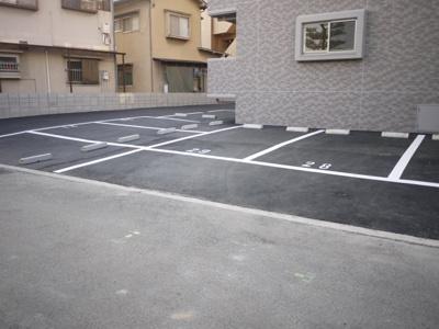 【駐車場】グレースコート
