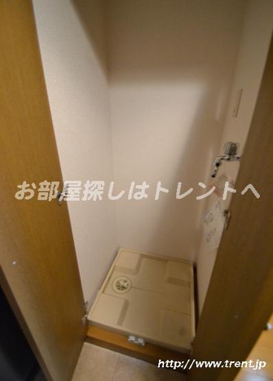 【設備】パークウェル曙橋駅前