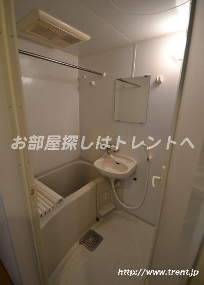 【浴室】パークウェル曙橋駅前