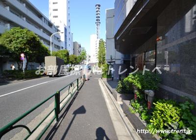 【外観】パークウェル曙橋駅前