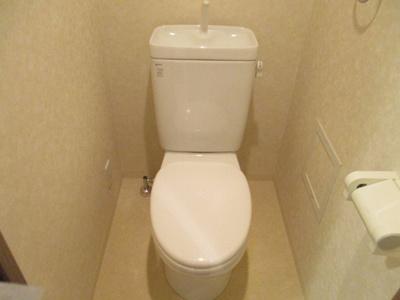 【トイレ】ライジングコート岸里玉出駅前