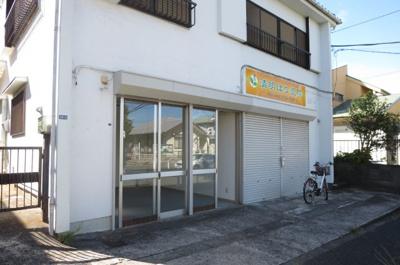 【外観】森店舗(左側)