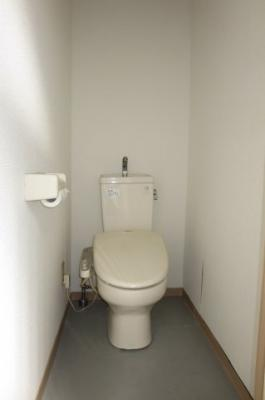 【トイレ】森店舗(左側)