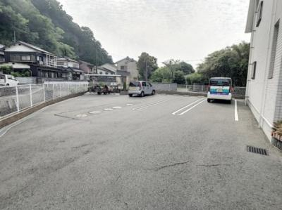 【駐車場】メゾン藤・参番館