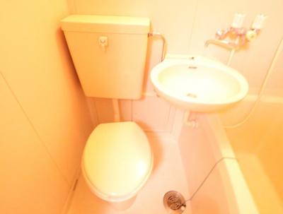 【トイレ】ダイヤモンドビル