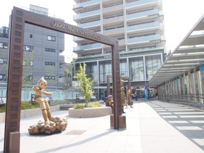 【周辺】ココキューブ大泉学園