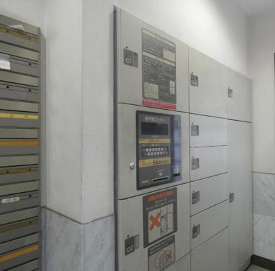 【その他共用部分】セザール北砂ガーデン 7階 空室 3LDK 1998年築
