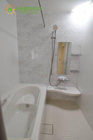 【浴室】見沼区堀崎町 第3期 新築一戸建て ミラスモ 01