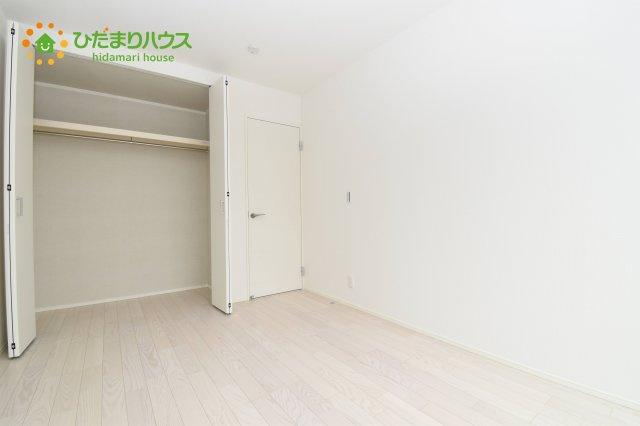 【寝室】見沼区堀崎町 第3期 新築一戸建て ミラスモ 01