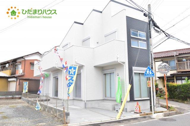 【外観】見沼区堀崎町 第3期 新築一戸建て ミラスモ 01
