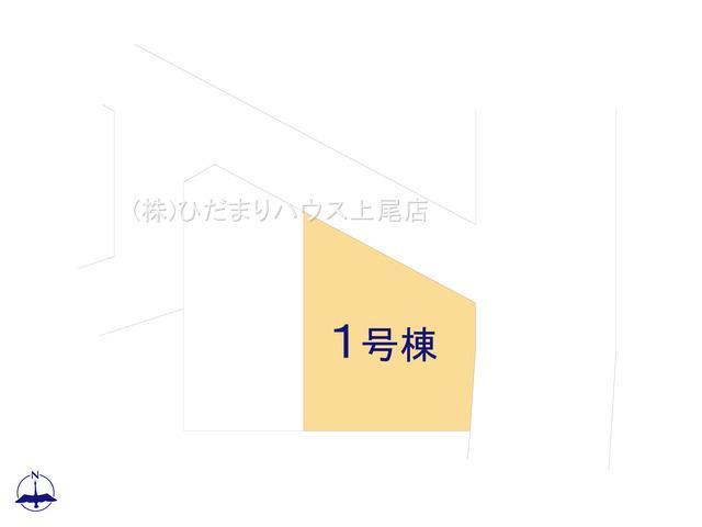 【区画図】見沼区堀崎町 第3期 新築一戸建て ミラスモ 01