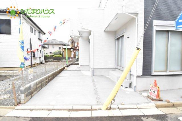 【駐車場】見沼区堀崎町 第3期 新築一戸建て ミラスモ 01