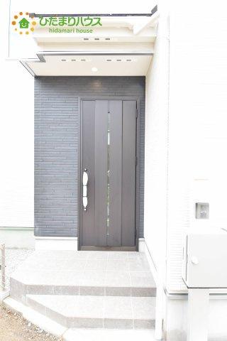 【玄関】見沼区堀崎町 第3期 新築一戸建て ミラスモ 01