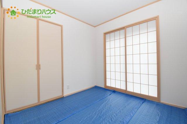 【和室】見沼区堀崎町 第3期 新築一戸建て ミラスモ 01