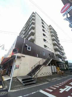 都営大江戸線「落合南長崎」駅も徒歩9分でご利用可能です