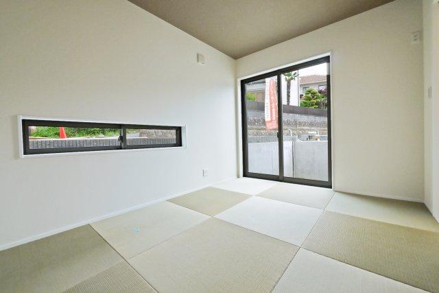 -同社施工例- ちょっとしたスペースも、書斎やスタディーコーナーを想定して間取り設計するのも一つの手段です。