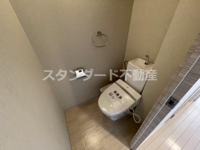 【トイレ】アクロス福島アーバンヒルズ