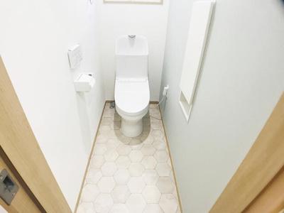 【トイレ】tomoneko space