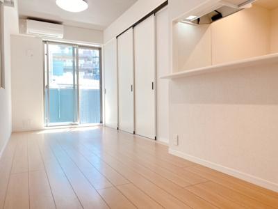 【寝室】MARI'S Apartment